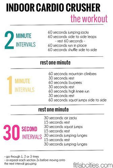 1000 ideas about cardio workouts on cardio
