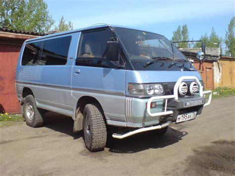 delica for sale used 1993 mitsubishi delica photos 2500cc diesel