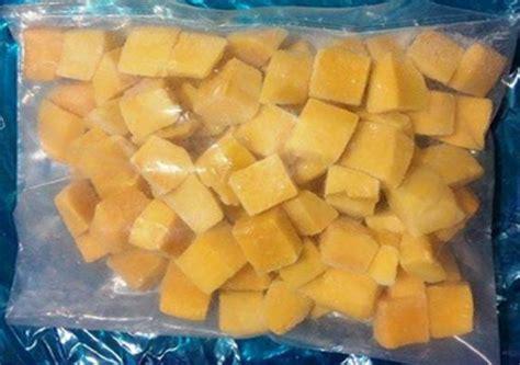 frozen iqf mango  thailandid product details