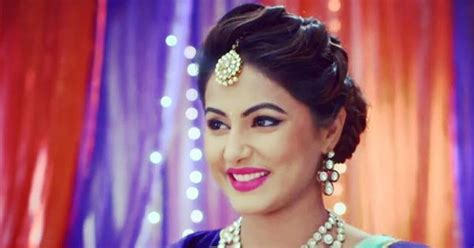 akshara wedding hairstyle hina khan aka akshara hairstyles google search hair