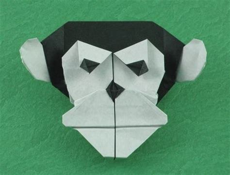 How To Make An Origami Monkey - origami monkey teach like a pirate pins