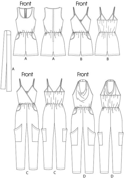 pattern jumpsuit free free printable sewing patterns sewing patterns and