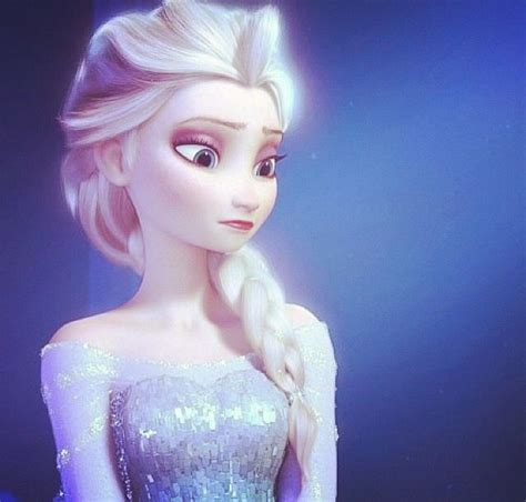 elsa film clip frozen could have had a drastically different ending