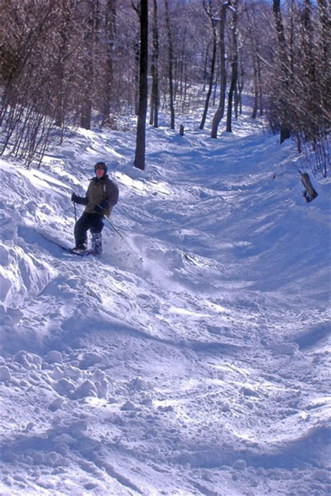 Blue Knob Snow Report by Firsthand Report Snowpocalypse Now At Blue Knob