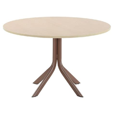 table cuisine pied central table ronde cuisine pied central table salle a manger 140