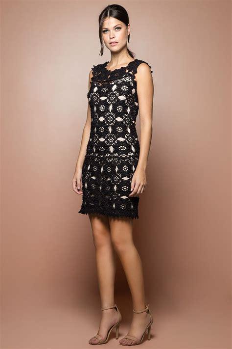 Dress Rajut 7 5857 best vestidos blusas faldas y m 225 s crochet images on crochet dresses crochet