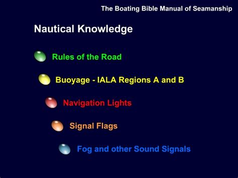 boat radio rules nautical knowledge what every marine skipper needs to