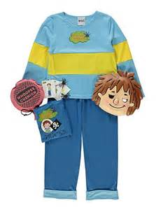 horrid henry fancy dress costume boys george asda
