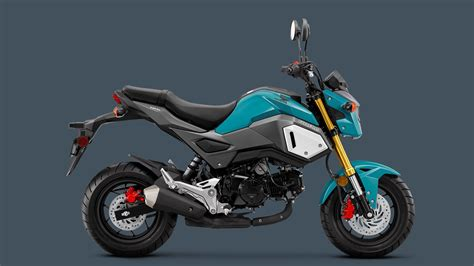 Honda Bikes 2019 by 2017 2019 Honda Grom Review Top Speed