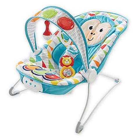 Fisher Price Kick Play Bouncer Bouncer Bayi fisher price 174 deluxe kick n play musical bouncer buybuy