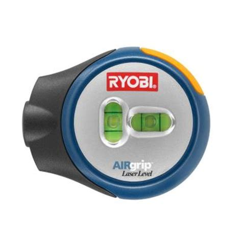 home depot paint levels ryobi 30 ft airgrip compact laser level ell1001 the
