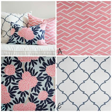 pink and navy bedding designer custom baby bedding in navy and pink baby gary