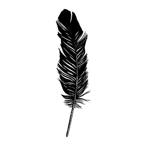 tattly designy temporary tattoos feather by jen