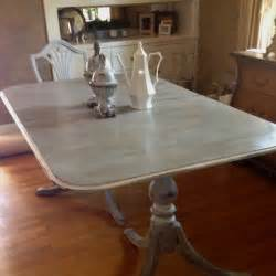 Chalk paint dining room table painted furniture pinterest