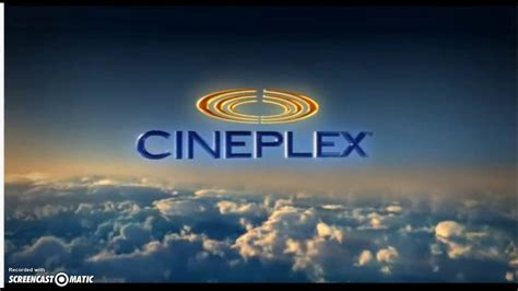 cineplex it cineplex feature presentation logo history 1990 present