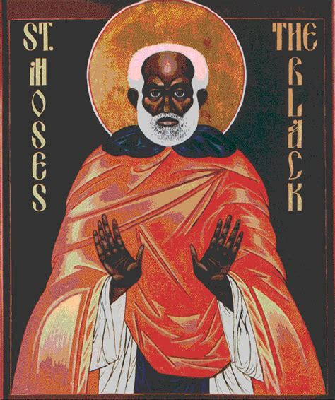 St Mosse st moses the black apologia and the occident