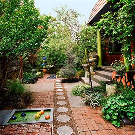 decorating small backyards surround your house with a garden d 233 cor