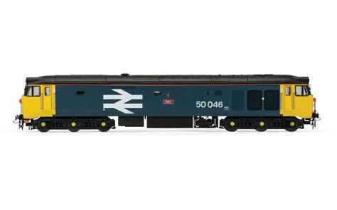 electric class 50 1967 onwards all models owners workshop manual books hornby r3264 class 50 diesel br blue large logo 50046 ajax