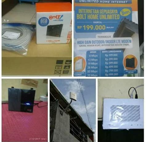 Wifi Bolt Home Unlimited Jual Bolt Home Unlimited Modem Router Di Lapak Bolthome