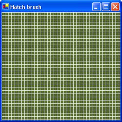 gdi pattern brush using brushes chapter 14 gdi part iii programming