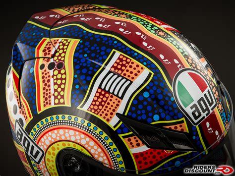 Helm Agv K3 Dreamtime agv k3 valentino helmets