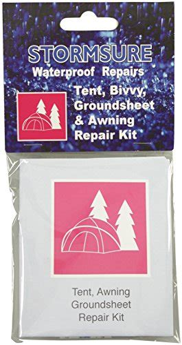 tent awning repairs 2 off storm sure tent and awning repair kit white