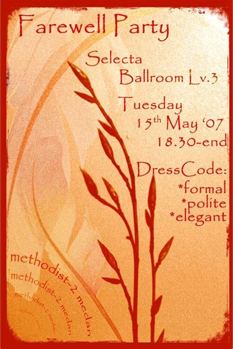 farewell invitation cards designs for seniors www imgkid