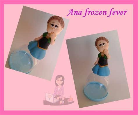 lembrancinha frozen fever lembrancinha frozen fever cantinho dos sonhos biscuit elo7