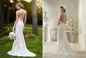 bra for backless wedding dress how to wear a backless wedding dress hitched co uk