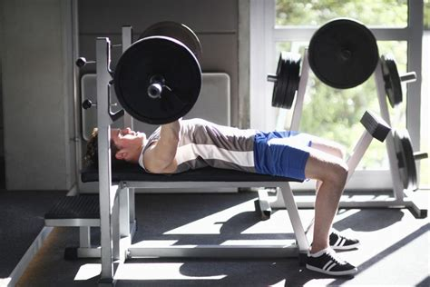bench press exercise benefits health and fitness benefits of weight training