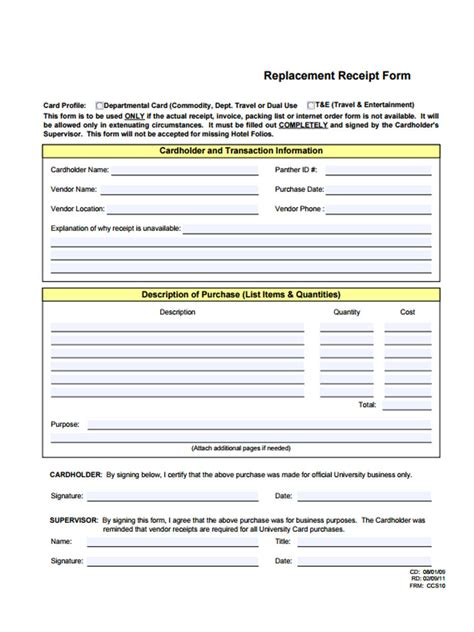 printable hotel receipts hotel receipt forms 4 free documents in pdf