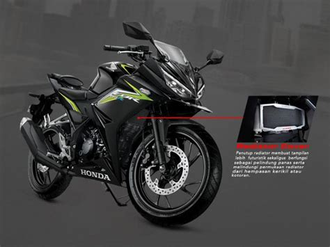Cover Radiator Honda Cb 150r Lama Cbr Lokal K45 Dual Keen Ori paket aksesoris resmi new honda cbr 150r silver 0800ak45g00