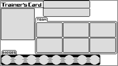 blank trainer card templates trainer card template by risingshine on deviantart