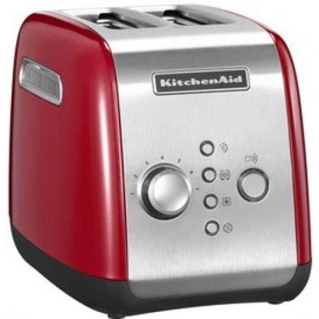 tostapane rosso kitchenaid tostapane rosso 5kmt221eer tostapane comet