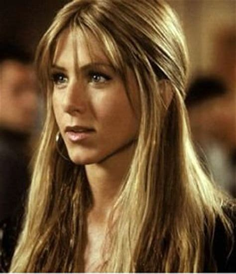 jennifer aniston triangle bangs pinterest the world s catalog of ideas