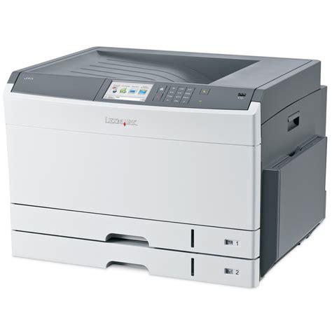 Printer Laser Color Ukuran A3 lexmark c925de a3 colour laser printer lexmark single
