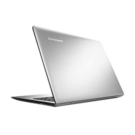 Laptop Lenovo U41 I5 jual lenovo u41 70 80jv00 5nid notebook silver 14inch i5 5200u 4gb dos harga