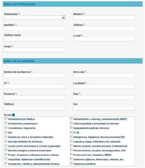 www compensar com con formularios formularios de inscripci 243 n para eventos tu f 225 brica de