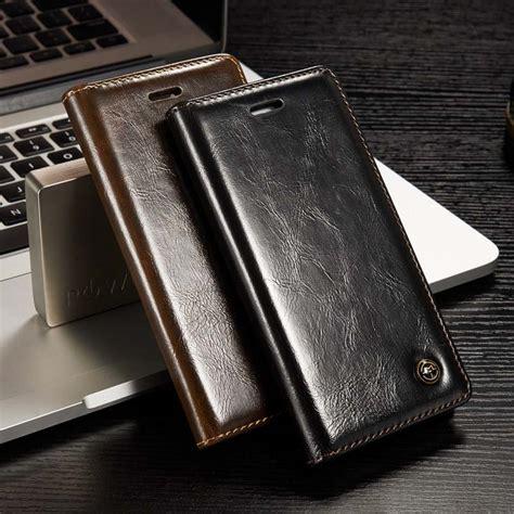Original Genuine Leather Casing Kulit Flip Cover Blackberry caseme phone cases original brand genuine leather magnet auto flip wallet cover for iphone