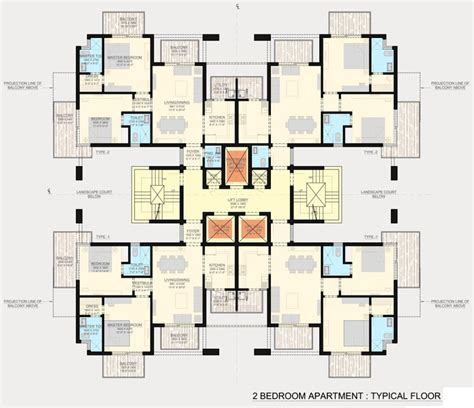 3 bedroom flat architectural plan 3 bedroom apartment floor plans brucall com