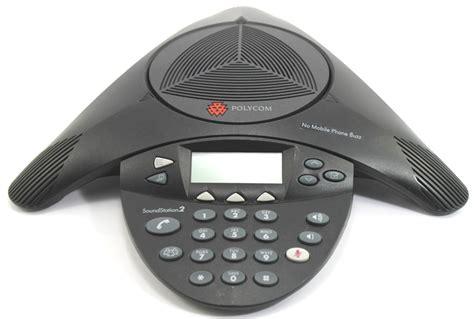 Polycom Soundstation2 Conference Phone Expandable W Display Country polycom 2201 16000 601 soundstation2 non expandable conference phone w display