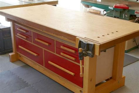 bench magazine 17 free workbench plans and diy designs