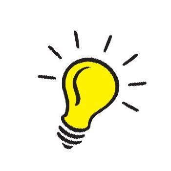 light idea light globe idea clipart best