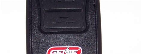 how do you program genie programming genie garage door opener remotes garage door