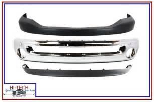 new 06 07 08 dodge ram 1500 chrome front bumper