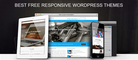 free templates wordpress responsive image collections