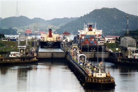 Photo Panama Canal by Canal
