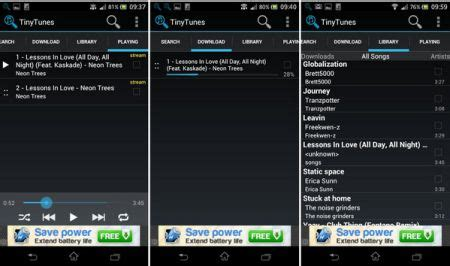 tinytunes apk tinyshark for android