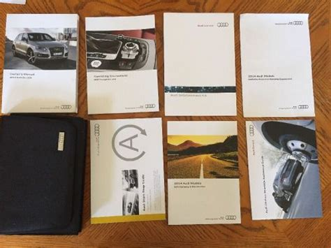 Audi Sq5 Owners Manual by Purchase 2014 Audi Q5 Sq5 With Mmi Navigation Owner S