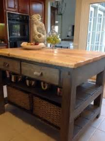 Diy Kitchen Island Ideas Diy Kitchen Island Workshop